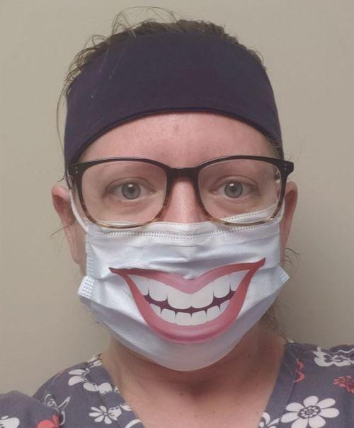 Happy masks make happy heroes
