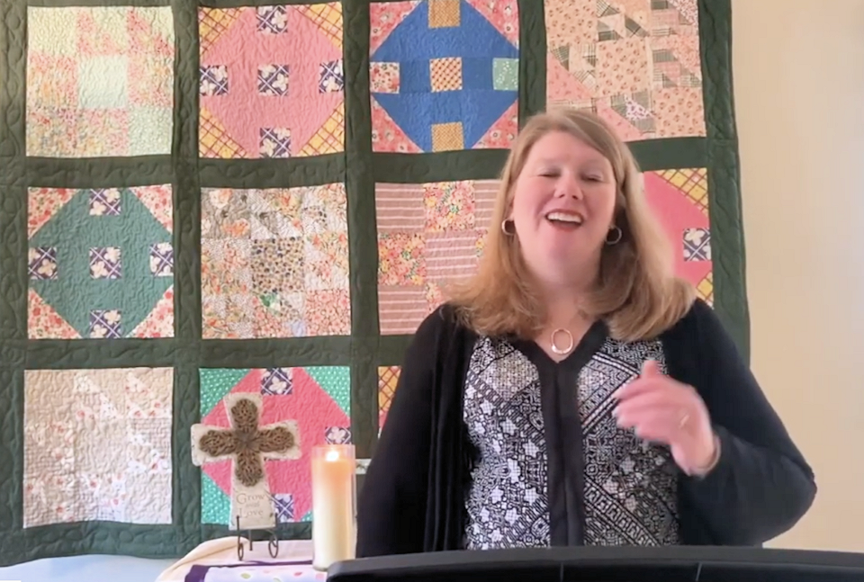 Worship online from Orchard UMC during no gathering season