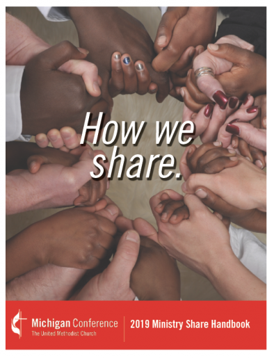 How we share publication cover