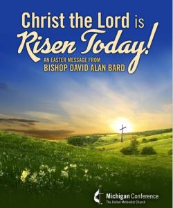 Bishop 2020 Easter Message