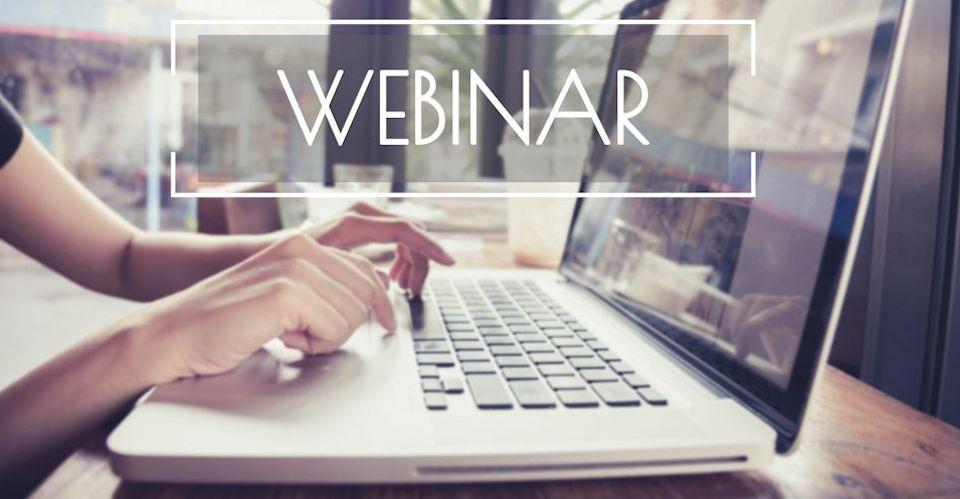 Webinars help online ministry