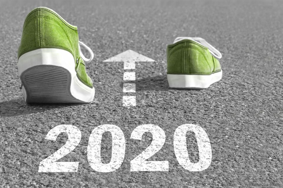 Prepare to move forward in 2020