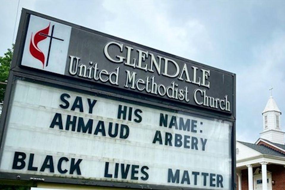 United Methodist speaking out on killing of Ahmoud Arbery
