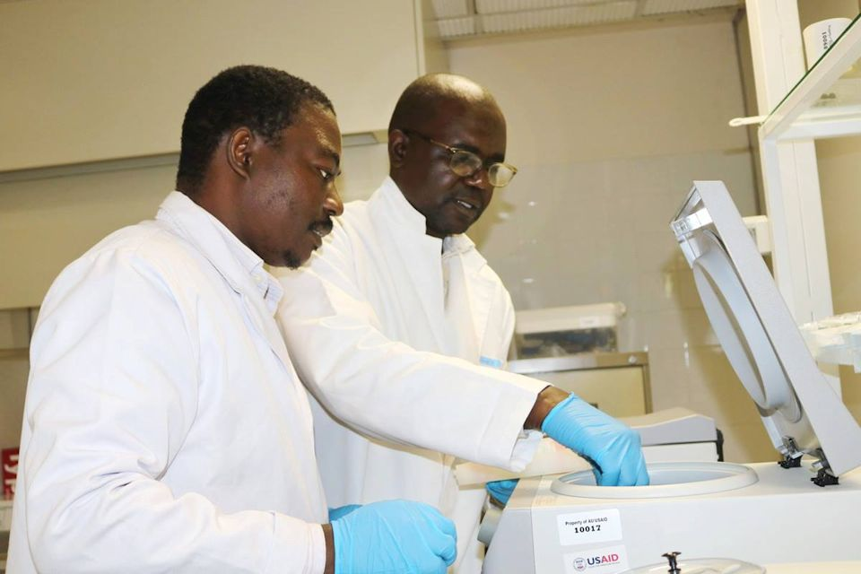 Malaria research at Africa University