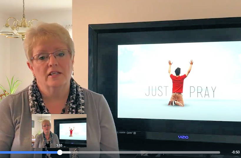 Online worship with Rev. Melody Olin