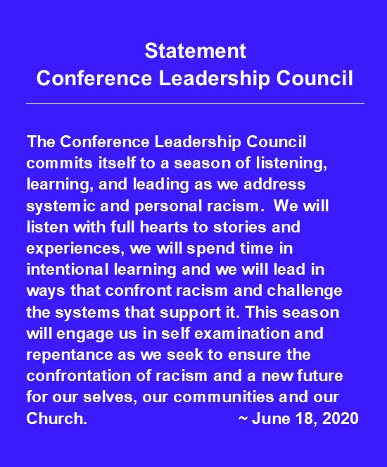 CLC makes statement