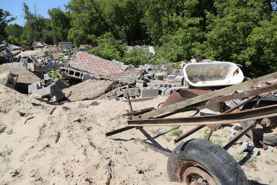 Relief coming for flood damaged Sanford