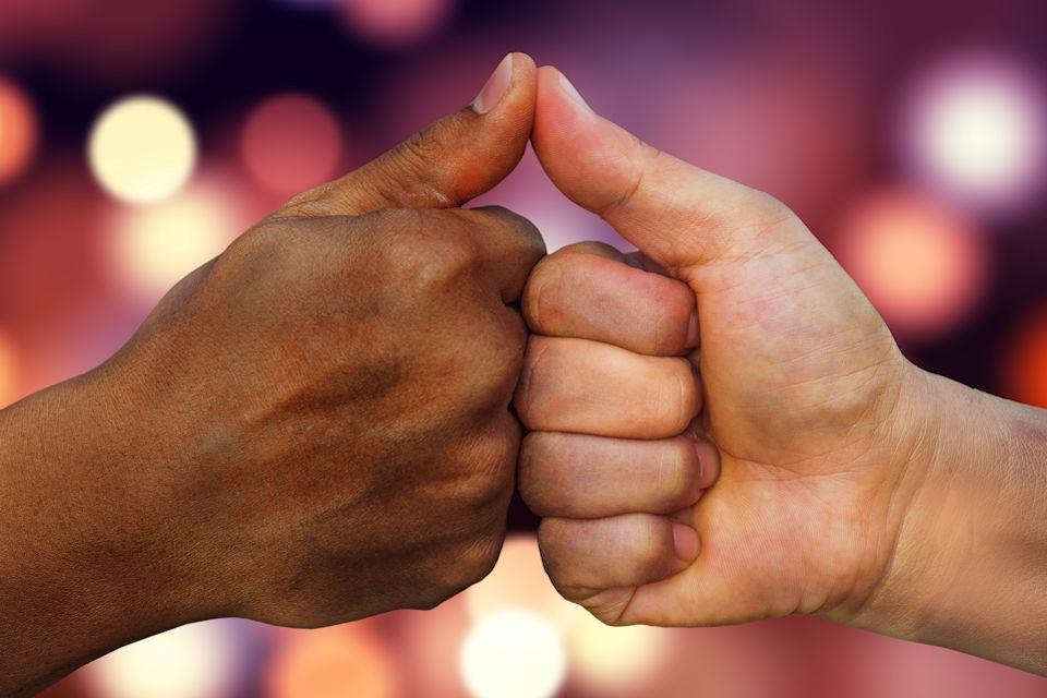 agree to combat racism