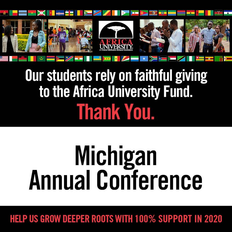 Africa University thanks Michigan