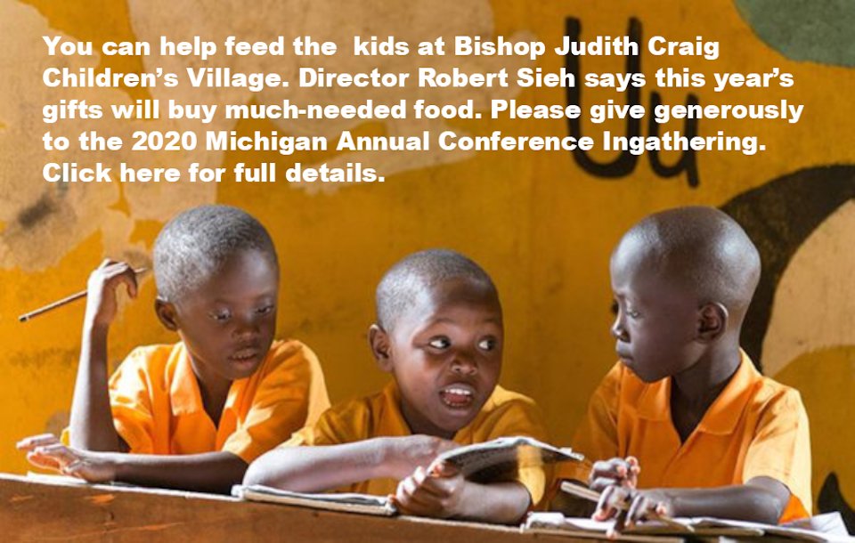 Food for Liberia's children