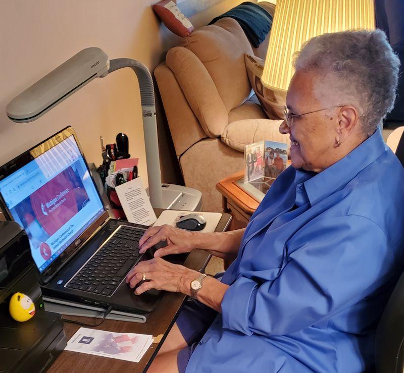 Phyllis Jackson's views
