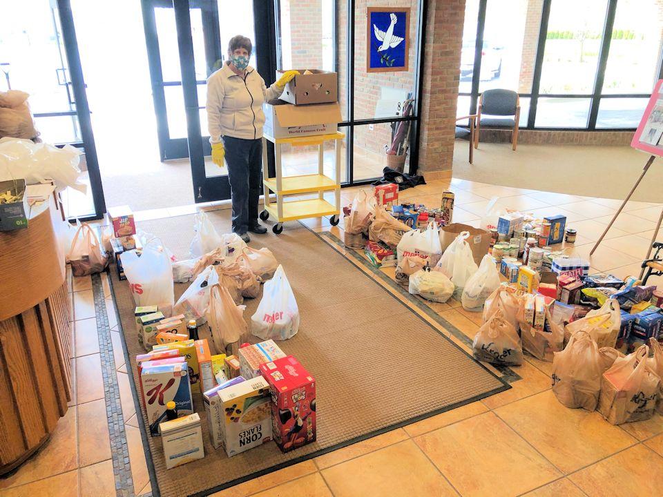 Food for Port Huron neighbors