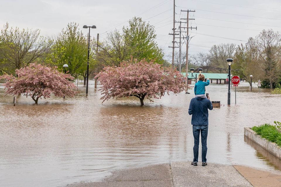High water is a job for case managers