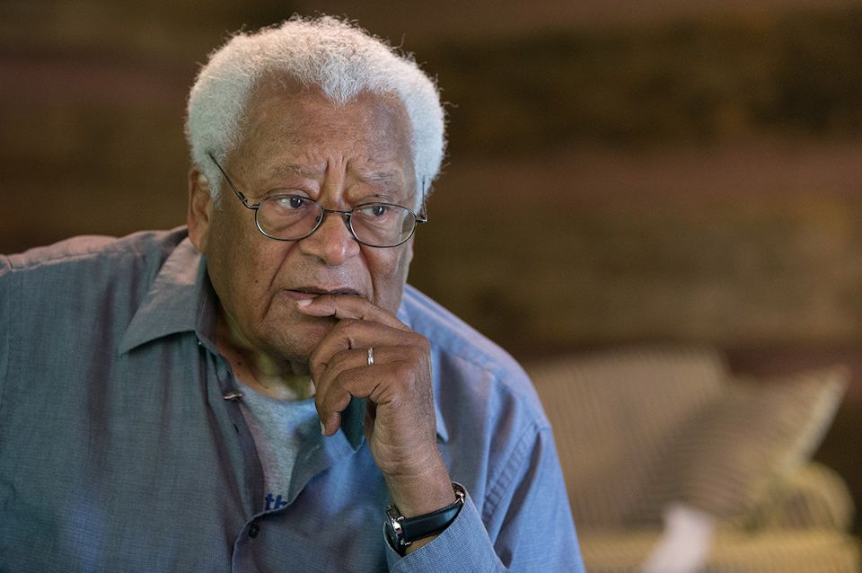 James Lawson led the work of the nonviolent movement in the US