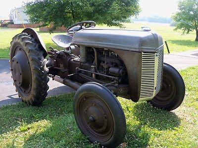 Brothers sell tractors