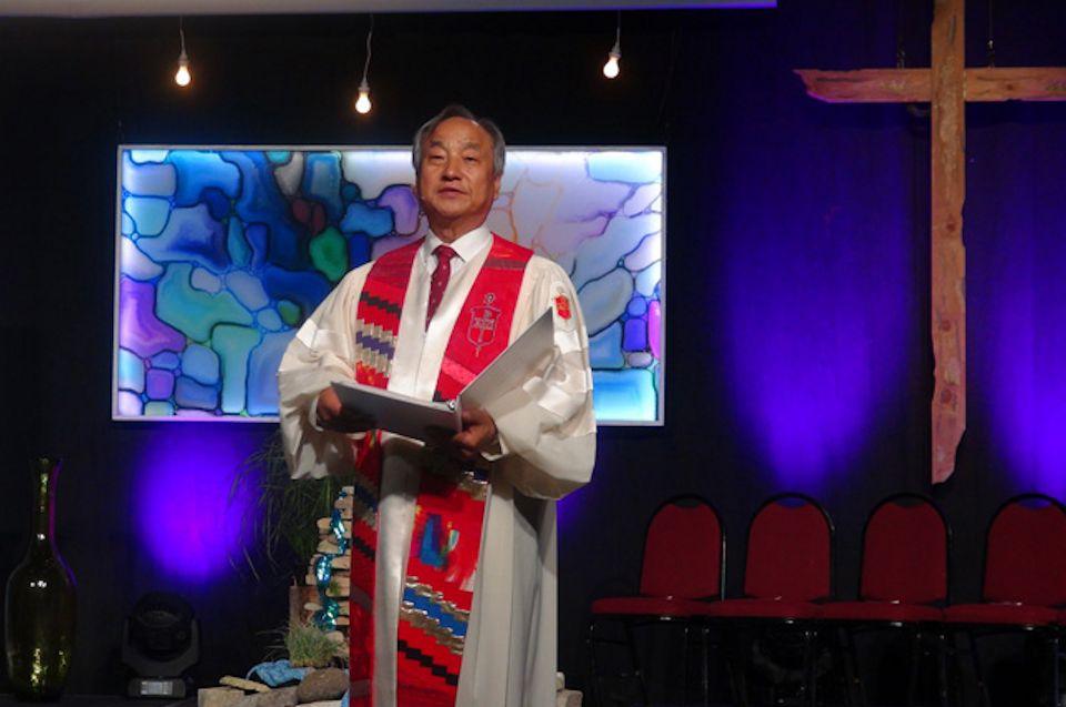 Wisconsin Bishop Hee-Soo Jung