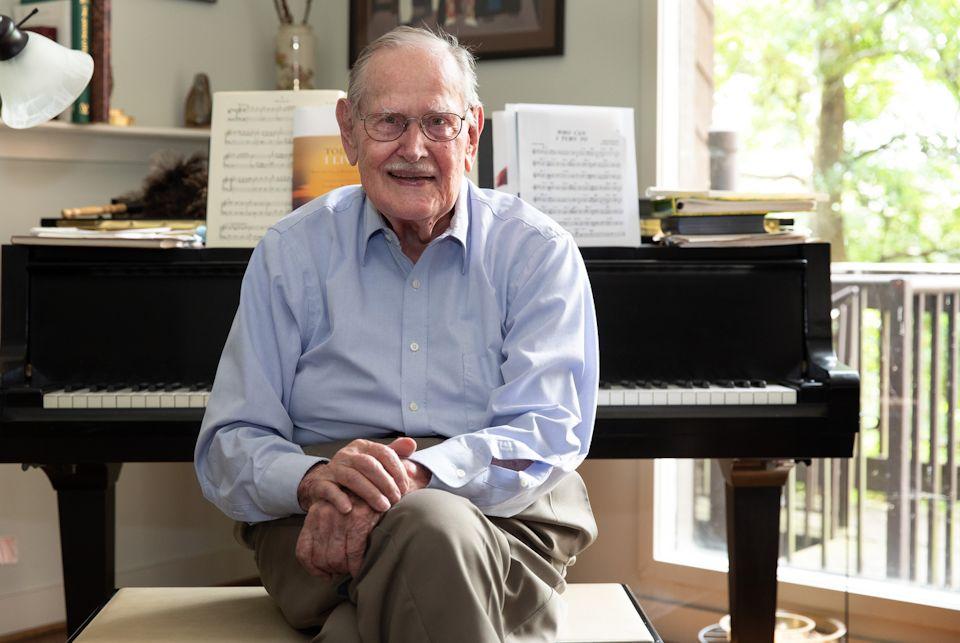Legendary Methodist Music Man