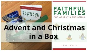 Advent and Christmas in a box