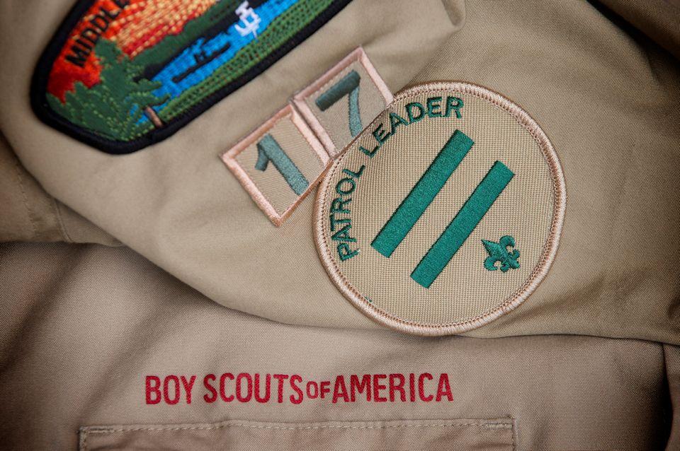 BSA uniform