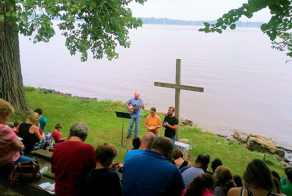 Judson Collins Center to be decommissioned after 67 years as a religious campground.