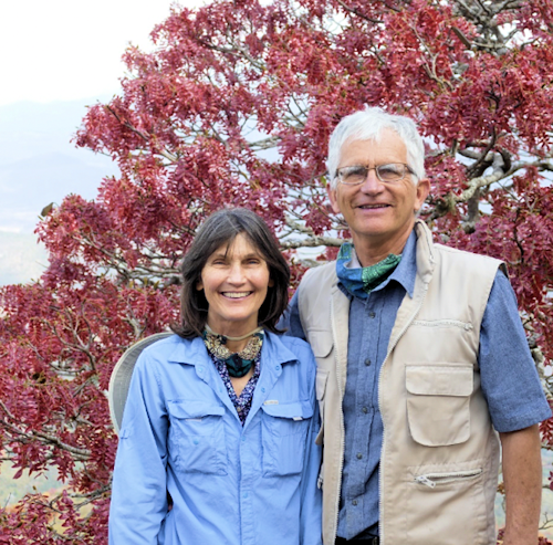 Missionaries Larry and Jane Kies