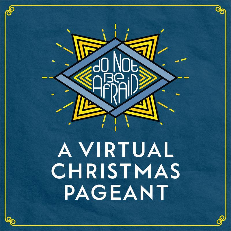 virtual Christmas pageant