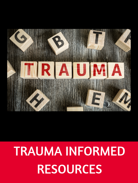Icon for Trauma Informed resources