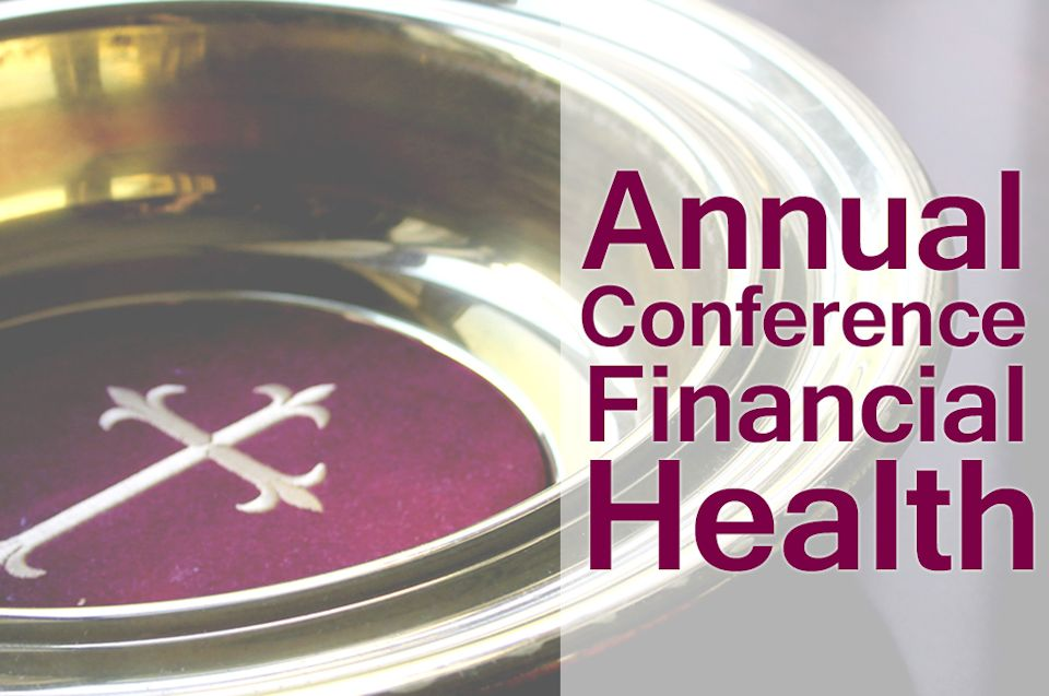 FInancial reports of Annual Conferences