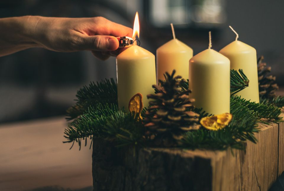 Advent of grace and trauma