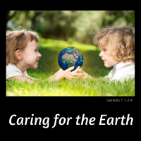 caring for the earth