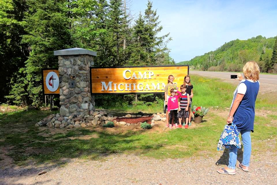 Michigamme welcomes campers