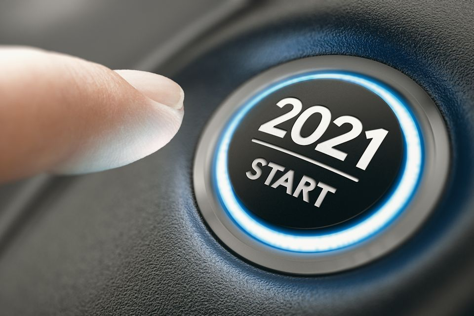 Start 2021 with financial strength