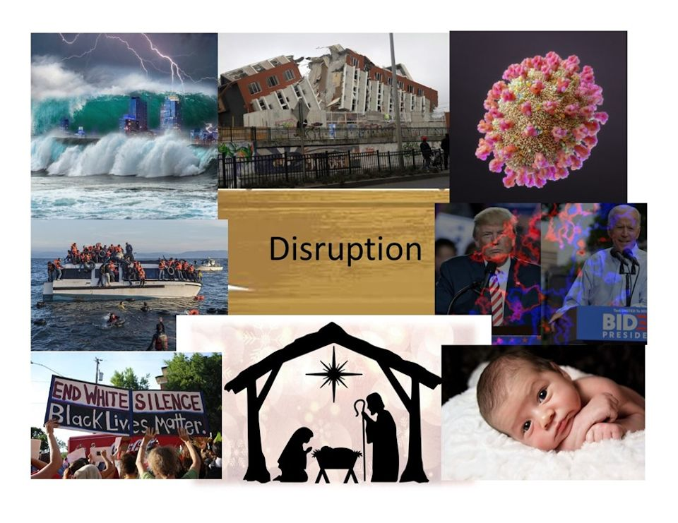 Sources of disruption
