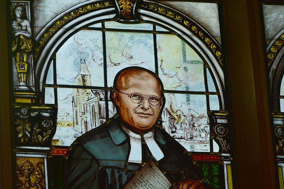 Bonhoeffer window