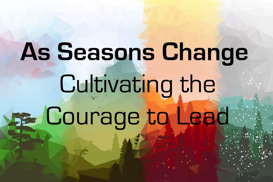 Courage event logo