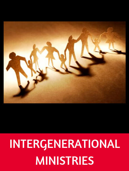 Intergenerational Ministry Icon