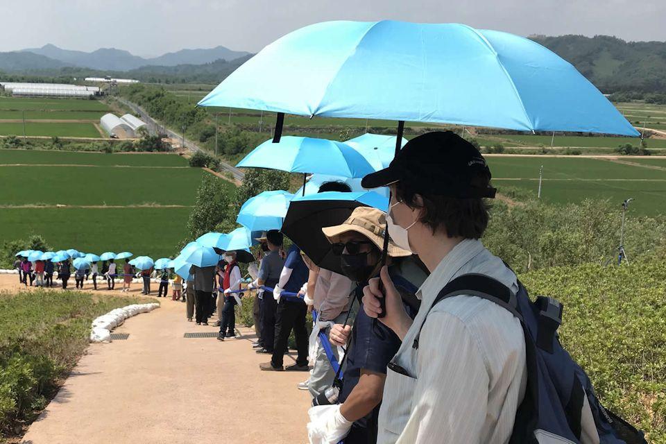 Missionary Adam Shaw in Korea