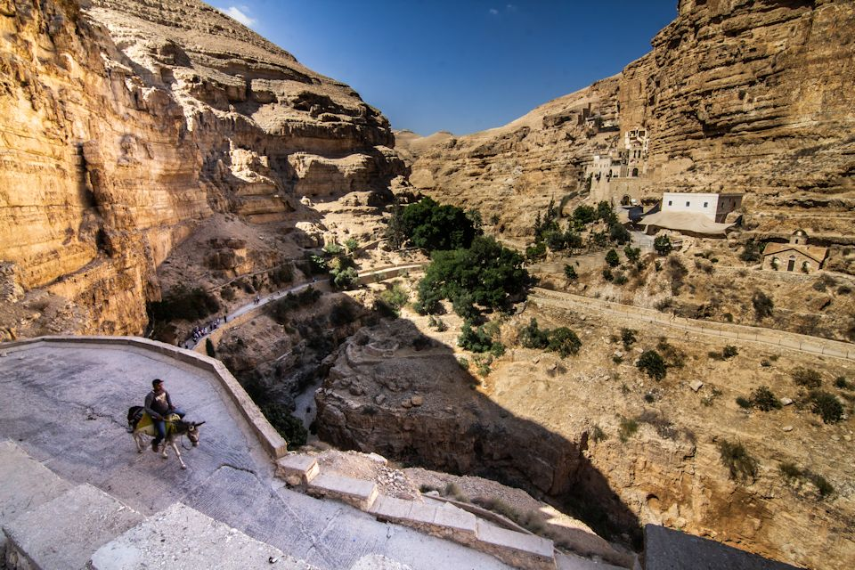 Monastery of St George in the Valley of Death