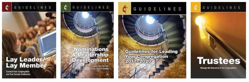 UMC Leadership Booklets