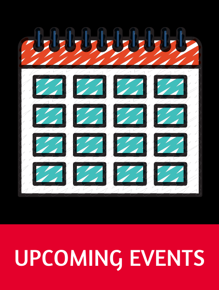 calendar link to upcoming events page