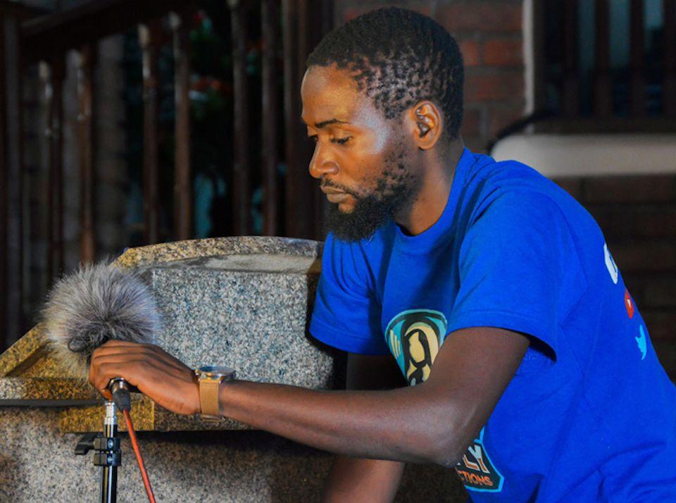 Zimbabwe prep for online worship
