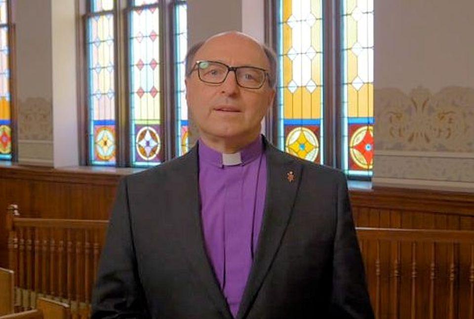 Bishop Bard shares message on AAPI violence