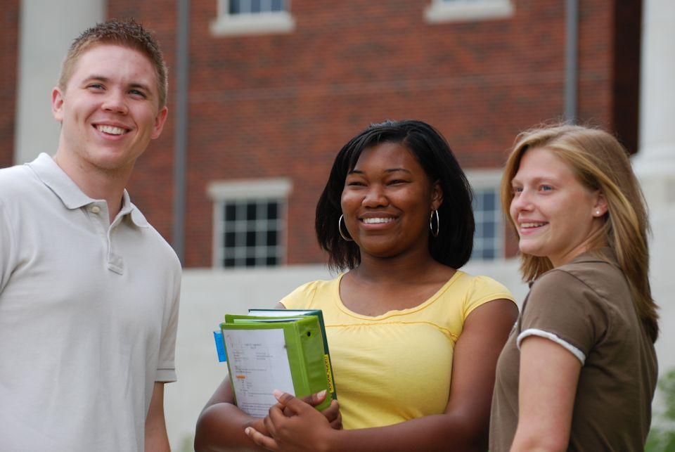 Students seek scholarships