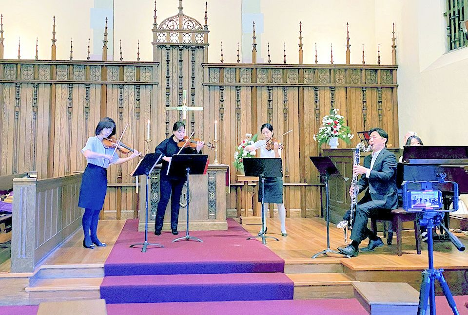Lenten music offered free