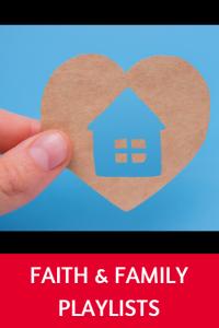 faith and family playlist icon