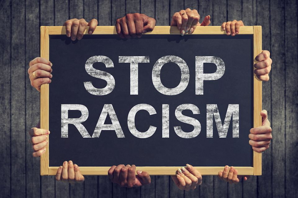 Call to anti-racism