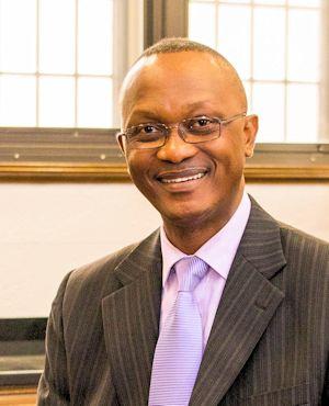 Rev. Dr. Charles Boayue Jr
