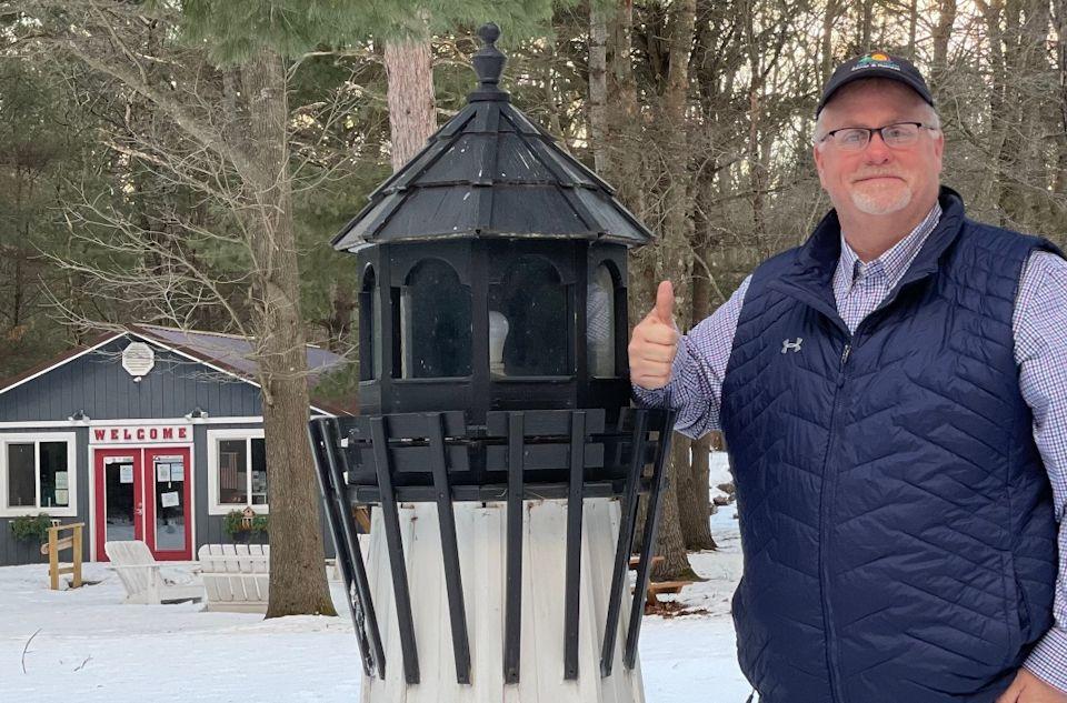 Erik Bengston is new director of Lake Michigan Camp and Retreat