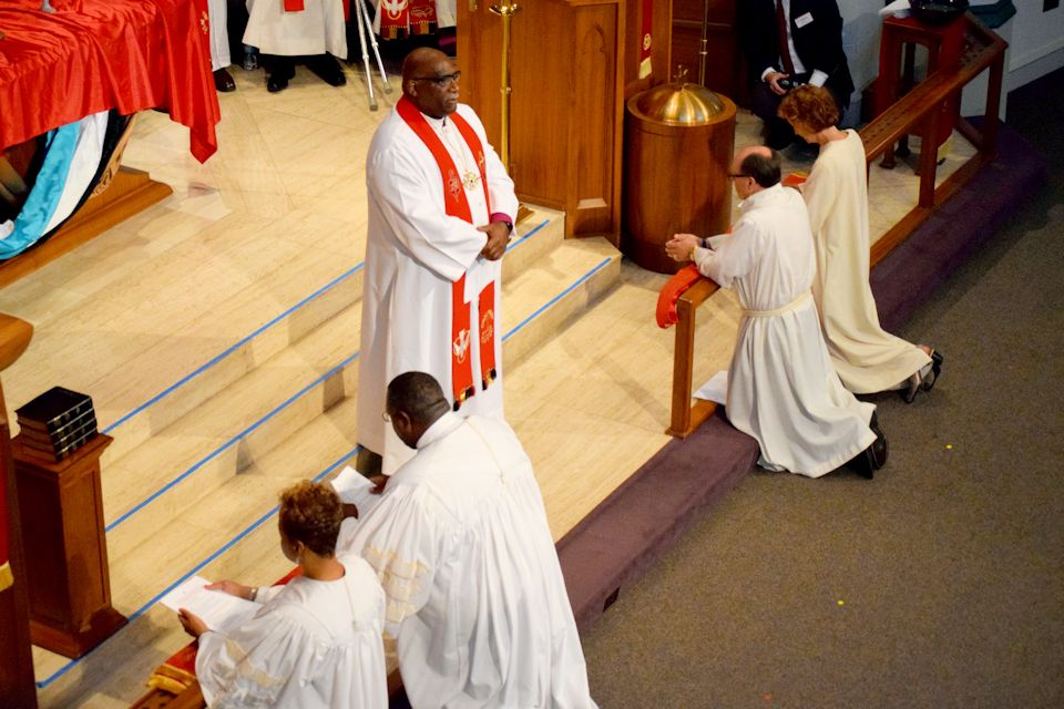 Michigan receives a new bishop in 2016
