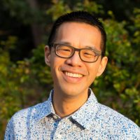 Jeff Chu Portrait